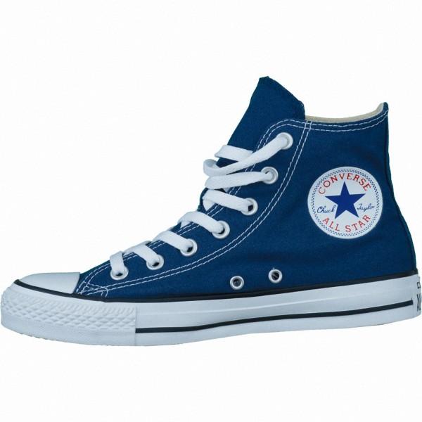 Converse Chuck Taylor AS Core Damen, Herren Canvas Chucks blau