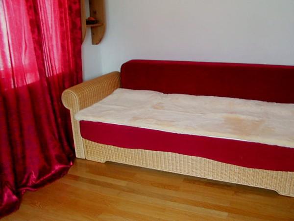 superweiche Lammfell Betteinlagen mit Spanngummi medizinisch gegerbt, 200x100 cm, 30 mm geschoren