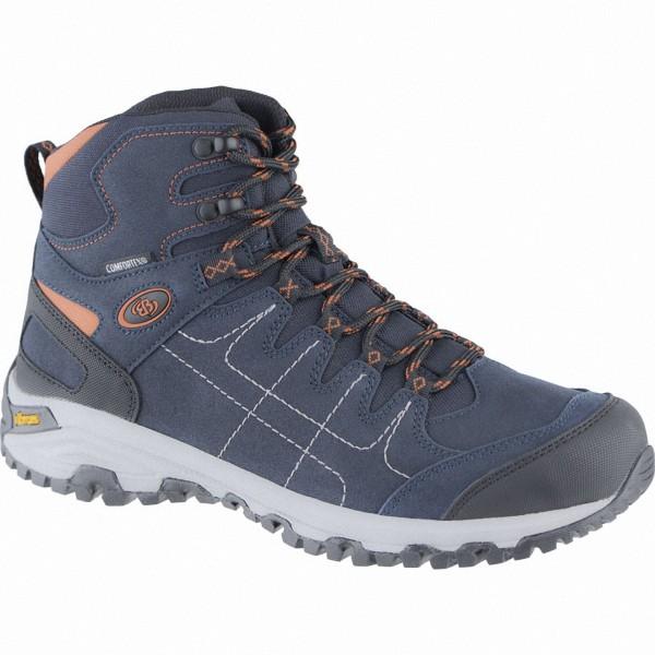 Brütting Mount Shasta Herren Synthetik Outdoor Boots marine, Textilfutter, Comfortex Klimamembrane